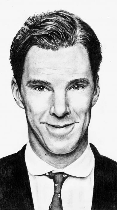 Benedict Cumberbatch by Wieker21